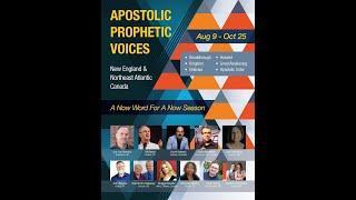Apostolic Prophetic Voice - David Balestri presents on 'Marketplace Ministry'
