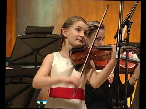 Bach concerto for 2 violins BWV 1043 (on Intermezzo with Arik)