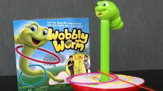 Gambar cover Wobbly Worm from Spin Master