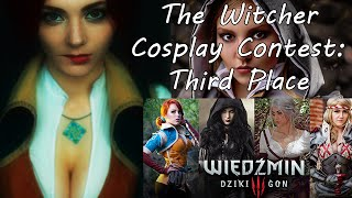 Cosplay - Triss Merigold CD Projekt RED Cosplay Contest (at Xe…