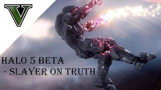 Halo 5 Beta Gameplay - Slayer on Truth - Halo 5 Guardians - Vollmer of Dakota Gamers