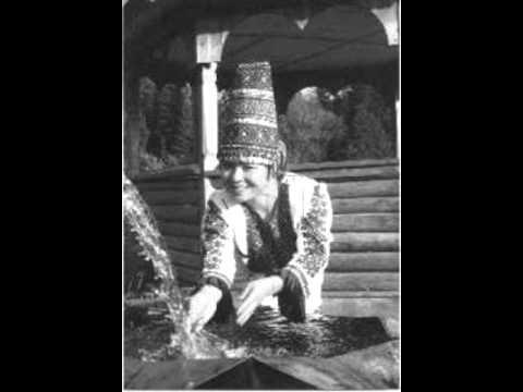 Татьяна Денисова - Шарнымаш ломбо