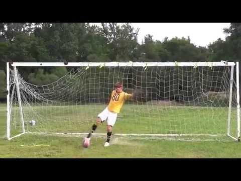 MLS Soccer Tryout Video (Actually Sent To All MLS Teams)