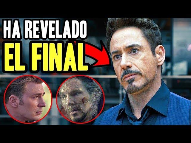 Iron Man predijo el FINAL de Endgame antes que Doctor Strange y más conexiones!