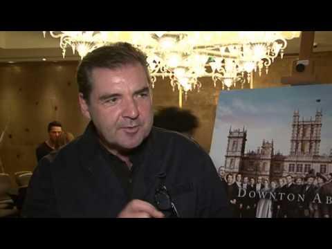 Downton Abbey series 5: Brendan Coyle interview
