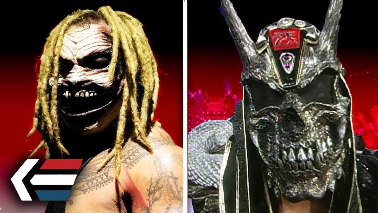 15 Coolest Masks In Wrestling History | WrestleTalk List with Adam Blampied