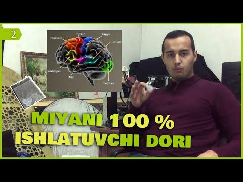 Miya Faoliyatini 100% Ishlatuvchi Dori