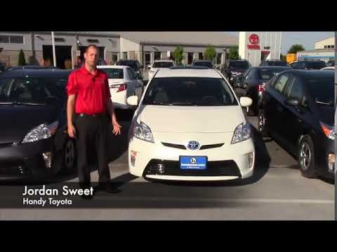 2014 Toyota Prius two Review