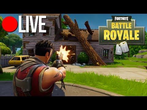 Even beter en niet boos worden in Fornite Battle Royale (GameMeneer Livestream)