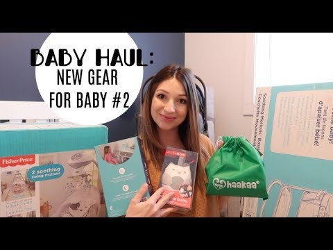 BABY HAUL FOR BABY #2 | WHAT I WISH I HAD BOUGHT THE FIRST TIME