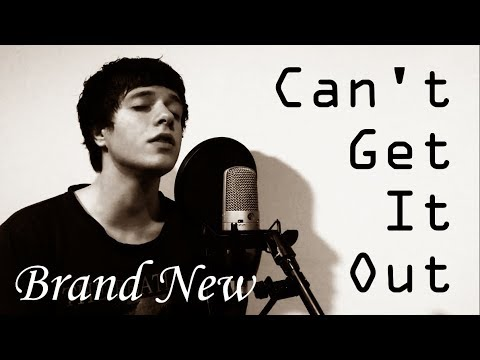 Brand New // Can't Get It Out (Cover by Shay Fisto)