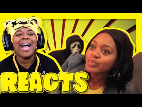 Why Black Girls Are NOT In Horror Movies | GoziTV Reaction | AyChristene Reacts