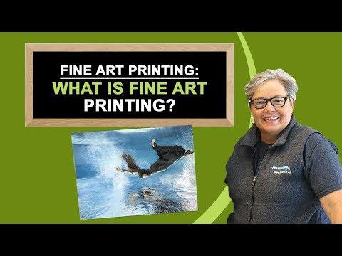 Fine Art Printing: What Is Fine Art Printing - Frameworks, Miami, FL