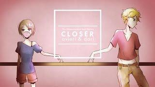 CLOSER - The Chainsmokers ft. Halsey (Dari & avieri cover)