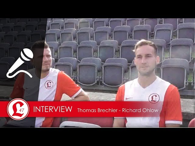 Interview: Thomas Brechler und Richard Ohlow