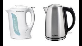 Reviews: Best Electric Kettle 2018