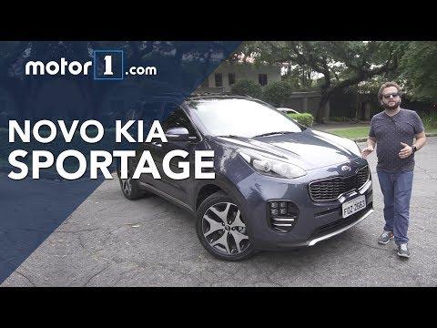 Como é o novo Kia Sportage 2018?