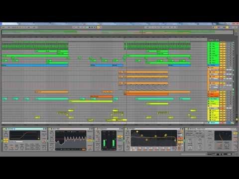 FREE Ableton Progressive House / Trance / EDM Project Template + Construction Kit & Sylenth1 Presets