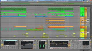 FREE Ableton Progressive House / Trance / EDM Project Template + Construction Kit & Sylenth1 Pre