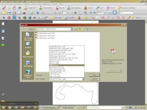 The Cutting Cafe - Convert PDF to cut file...