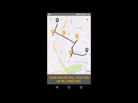 TaxiBus Tutorial