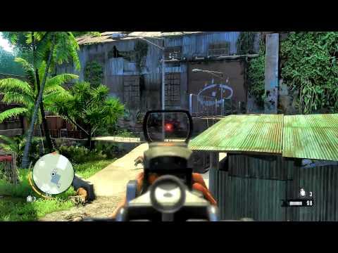 Far Cry 3 Killing Vaas - Full Mission