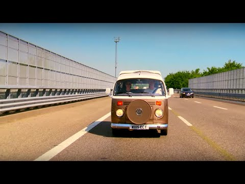 Joe & Caspar Hit The Road Trailer