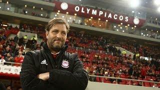 Συν. Τύπου κ. Μαρτίνς (Ολυμπιακός-Πανιώνιος) / Press Conf. (Olympiacos-Panionios)