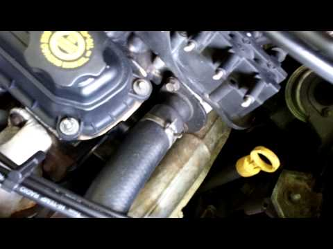 How to change ignition coil on dodge grand caravan  YouTube