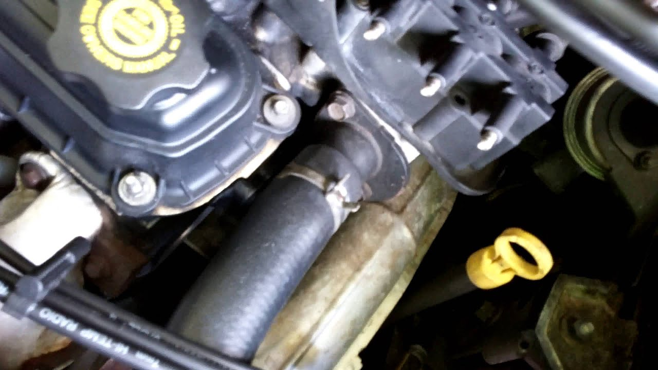 hight resolution of how to change ignition coil on dodge grand caravan