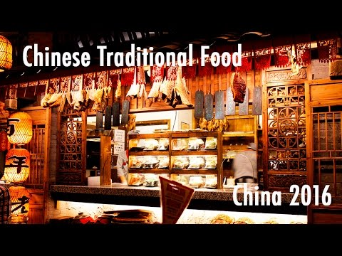 TRAVEL VLOG CHINA: Eating at a traditional Chinese Restaurant // 去古老的南京饭馆吃中国菜