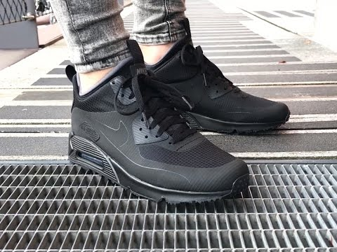 Nike Air Max 90 Mid Winter 806808 002 | Sneakersenzo