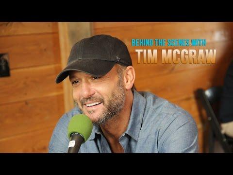 Tim McGraw - Behind the Scenes of 'Sundown Heaven Town'