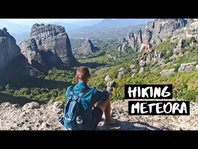 Exploring the Clifftop Monasteries of Meteora, Greece