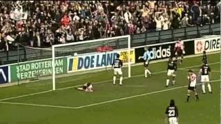 1956-2009 Achttien meest opmerkelijke blunders en bloopers Eredivisie