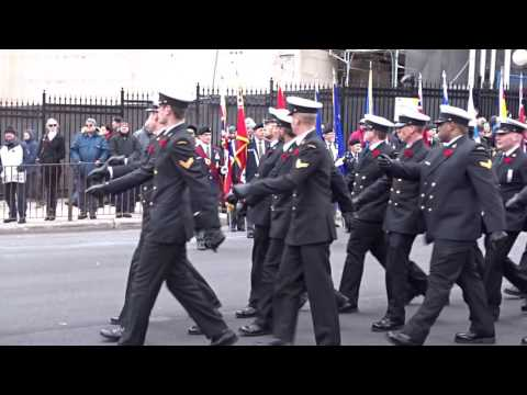 Canadian Forces Parade-Remembrance Day-Ottawa-2016