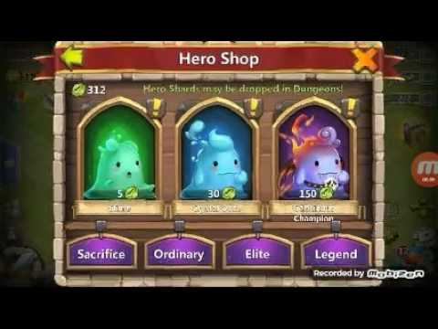 Roll For Ghoulem Castle Clash