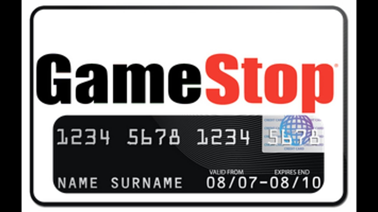 Gamestop To Introduce Their Own Credit Card Youtube