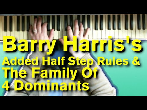 Bebop Improvisation 101: The 2 Concepts From Barry Harris That Transformed My Playing Overnight