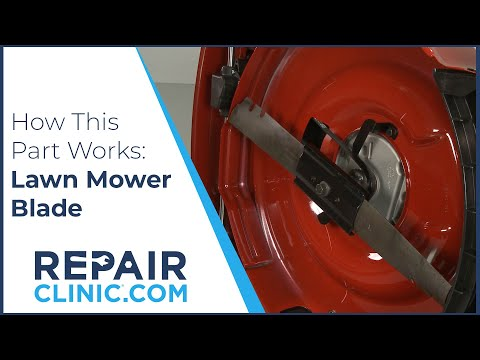 Lawn Mower Blade Replacement