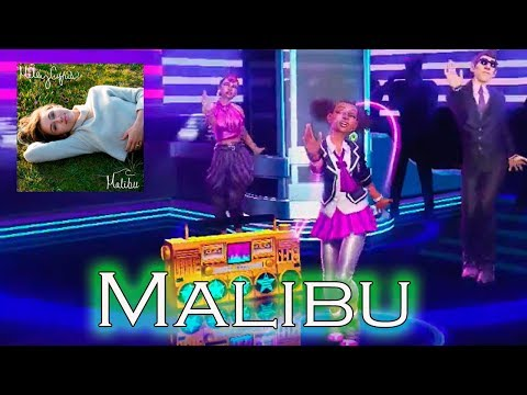 "Dance Central Fanmade - ""Malibu"" Miley Cyrus 