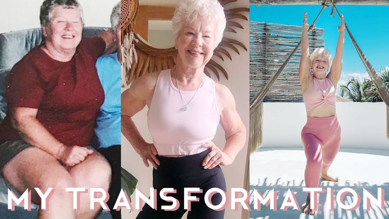 Exercise and Nutrition Saved My Life | My Transformation at Seventy Years Old