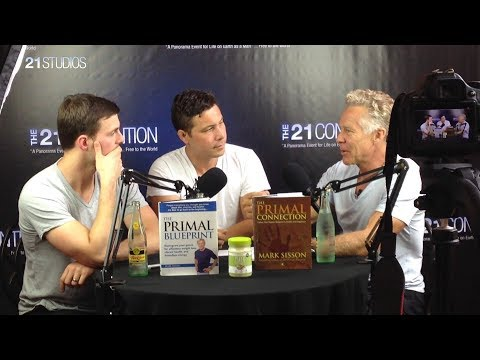 Mark Sisson - Full Podcast on 21 Radio with Steve Mayeda & S