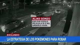 Así actuaban Los Pokemones, temible banda de ladrones de celulares en Bogotá