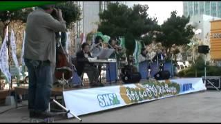 2011年10月16日 ならしの茜音フェスティバル 出演3組目 習志野スウィン...