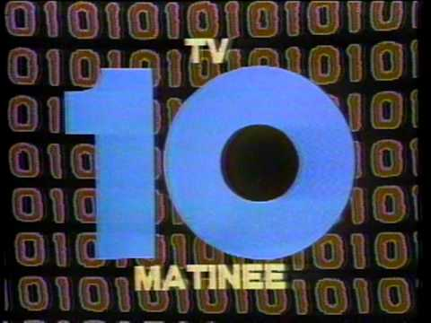 WLCY TV Channel 10 Saturday Matinee intro (1978)