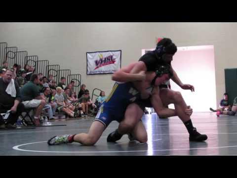 Nate Riley, 182 Weight-Class: Western Albemarle High School