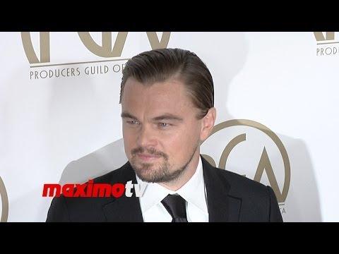 Leonardo DiCaprio 2014 PGA Awards Red Carpet Arrivals