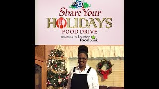 🎄SPECIAL VIDEO 🎄: Share Your HOLIDAYS Food Drive 2018