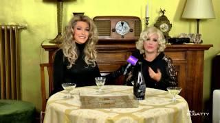 Tina Cipollari - intervista a Bugatty House